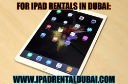 iPad Rental Dubai from IPAD RENTAL DUBAI -TECHNO EDGE SYSTEMS, LLC