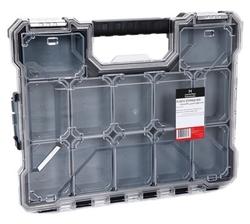 Homeworks Plastic Storage Box with Removable Bins (44cm) from AL FUTTAIM ACE