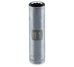 Craftsman Deep Socket Drive (11 mm, 12 pt., 9.5 mm) from AL FUTTAIM ACE