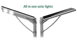Integrated Solar Street Light(Lithium) from AVENSIA GENERAL TRADING LLC