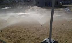 Sprinkler Automatic irrigation uae from ABDULNASER AL HASHEMI LANDSCAPE GARDENING