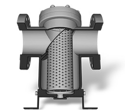 Automatic Basket Strainer from WESTERN CORPORATION LIMITED FZE