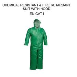 Chemical Resistant Flame Retardant Suit