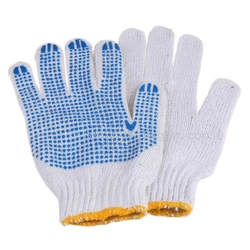 Single Side Dotted Gloves in Dubai from ORIENT GENERAL TRADING