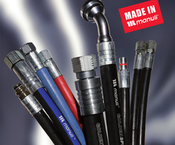 HYDRAULIC HOSES & FITTINGS from MANULI FLUICONNECTO