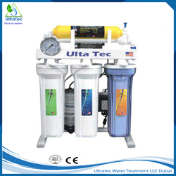 6 stage RO water filtration system from ULTRATEC WATER TREATMENT LLC