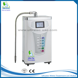 water ionizer from ULTRATEC WATER TREATMENT LLC