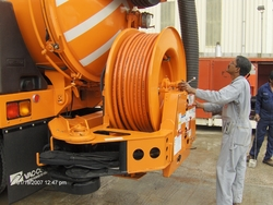 THERMOPLASTIC CLEANING AND JETTING HOSES from MANULI FLUICONNECTO