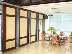Acoustic Sliding Partition Walls  from HMI BUILDING MATERIAL TRADING
