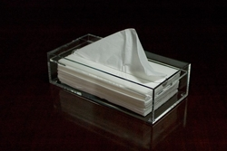 ACRYLIC TISSUE BOX IN UAE