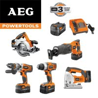 AEG POWER TOOLS from GOLDEN ISLAND BUILDING MATERIAL TRADING LLC