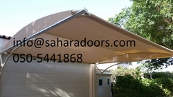 CARPARK SHADES IN AJMAN from SAHARA DOORS & METALS LLC