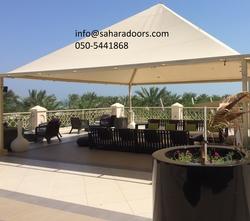 CARPARK SHADES IN DUBAI from SAHARA DOORS & METALS LLC