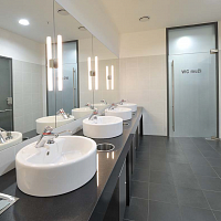 TECHNISTONE BATHROOM TOPS IN DUBAI from BUAMIM MARBLE & GRANITE FACTORY (L.L.C)