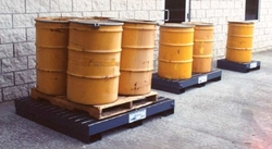 CONTAINMENT DRUM PALLETS SUPPLIER IN UAE