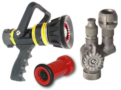 FIRE NOZZLES  SUPPLIER IN UAE