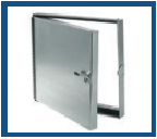 DUCT ACCESS DOORS & PANELS IN SHARJAH from RAPID COOL TRADING CO. LLC