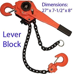 LEVER BLOCK  SUPPLIER IN UAE
