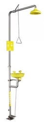 Eyewash shower Combination Unit  from REUNION SAFETY EQUIPMENT TRADING