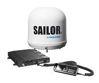 SAILOR 150 FleetBroadband Provider in Angola