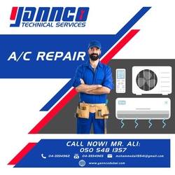 Split Ac service in jbr from PM MOVERS AND PACKAGING L.L.C.