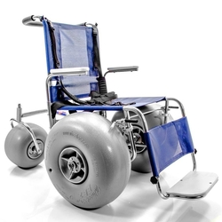 Sand Wheelchair in Dubai from KREND MEDICAL EQUIPMENT TRADING LLC