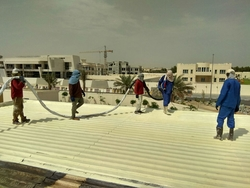 Waterproofing  from WHITE METAL CONTRACTING LLC