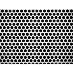 Alloy Steel Perforated Sheet from HITANSHI METAL