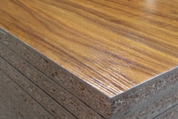 particle board / chipboard/melamine particle board