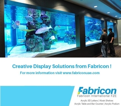 AQUARIUMS & AQUARIUM SUPPLIES from FABRICON INTERNATIONAL