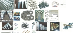 FASTENERS suppliers in Qatar from NINE INTERNATIONAL WLL