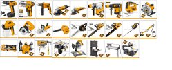POWER TOOL suppliers in Qatar from AERODYNAMIC TRADING CONTRACTING & SERVICES , QATAR