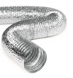 Flexible Duct suppliers in Qatar from NINE INTERNATIONAL WLL