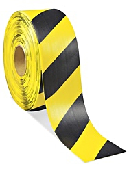BLACK AND YELLOW Warning Tape suppliers in Qatar