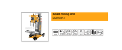 Small milling drill suppliers in Qatar from MEP SOLUTION PROVIDER IN QATAR