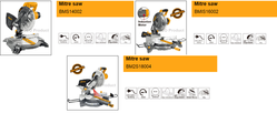 Mitre saw suppliers in Qatar from NINE INTERNATIONAL WLL