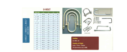 J BOLT suppliers in Qatar from MEP SOLUTION PROVIDER IN QATAR