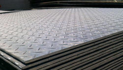 Hot Rolled Chequered Plate suppliers in Qatar from NINE INTERNATIONAL WLL