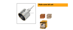Hole core bit set suppliers in Qatar from MEP SOLUTION PROVIDER IN QATAR