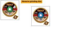 Abrasive cutting disc suppliers in Qatar from NINE INTERNATIONAL WLL