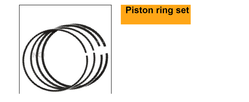 Piston ring set suppliers in Qatar from RALEON TRADING WLL , QATAR / TELE : 30012880 / SAQIB@RALEON.ME