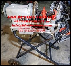 Used RIDGID  300 Compact Pipe Threading Machine from AL MUHARIK ALASWAD W.SHOP EQUIP. TR