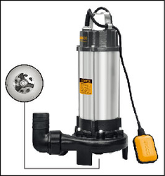 Sewage Water Submersible Pump with Cutting Blade in Qatar from RALEON TRADING WLL , QATAR / TELE : 30012880 / SAQIB@RALEON.ME