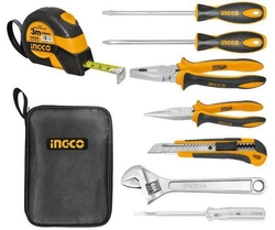 8 pcs Hand Tools set suppliers in Qatar from NINE INTERNATIONAL WLL