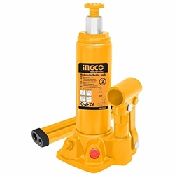 2 Ton Hydraulic bottle jack suppliers in Qatar from MEP SOLUTION PROVIDER IN QATAR