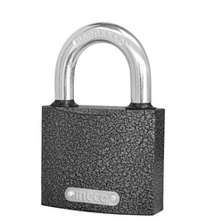 Iron padlock suppliers in Qatar from AERODYNAMIC TRADING CONTRACTING & SERVICES , QATAR