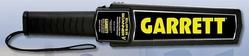 Garret Super Scanner V / Hand Held Metal Detector Supplier from AZIRA INTERNATIONAL