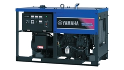 Yamaha EDL21000E Diesel Generator 16.0-17.6Kva 220V E.St (For Sale only in Bahrain, Oman, Qatar and Saudi Arabia) from AL MAHROOS TRADING EST