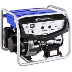 Yamaha EF7200 Portable Generator 5.0 - 6.0Kva 220V/50Hz/1~ (For sale only in Bahrain, Oman, Qatar and Saudi Arabia)