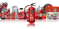 Fire Fighting Equipment from FIRE LINE FIRE & SAFETY  EQUIPMENT
